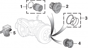 4WD Components