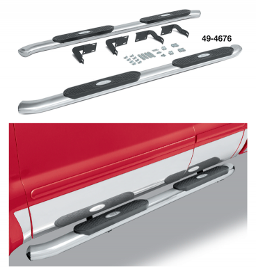 Oval Step Bars