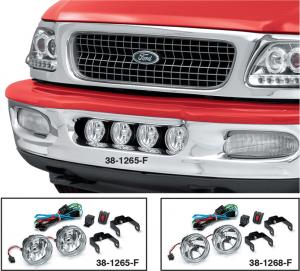 4WD Bumper Fog Light and Driving Light Sets