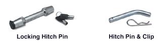 Locking Hitch and Pin