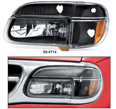 Custom Headlight and Parklight Sets