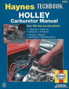 Haynes Holley Carb Manual