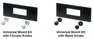 Universal Dash Mounting Kit