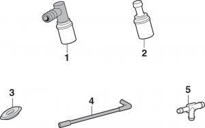 PCV Valves and Components