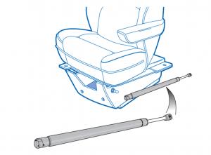 Gas Seat Lift Strut