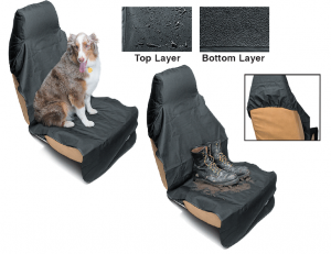Seat Defender … Dual Layer Defense for Your Seats