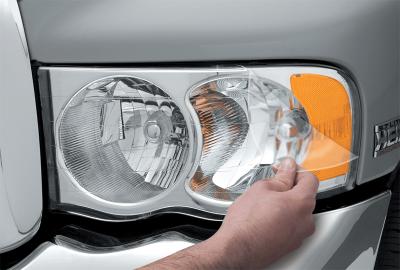 Headlight & Fog Light Protection Film