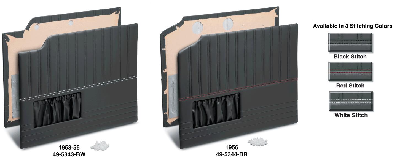 Pro Classic Sport Door Panels