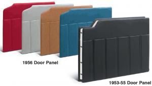 Vinyl Door Panel Sets