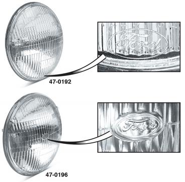 Original Style Headlights