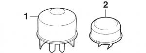 Oil Filler Caps