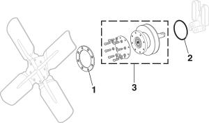 Fan Components - 239 Flathead