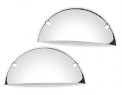 Headlight Shield Trim Set