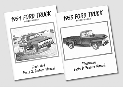 Illustrated Facts & Features Manual