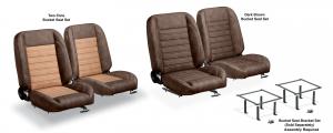 LMC Signature Series Bucket Seat Set