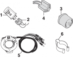 Turn Signal Switches