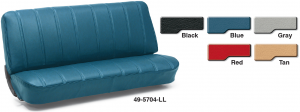 Vinyl Reupholstery Seat Kits ... A Perfect Fit for Your Truck's Seat