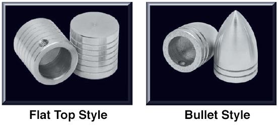 Billet Wiper Posts Cover Sets