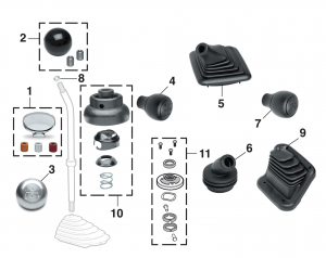 Floor Shift Components