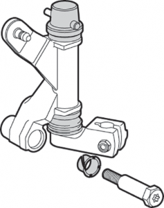 4WD Shift Linkage Assembly