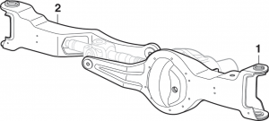Radius Support Arm