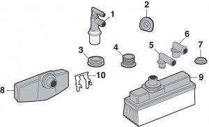 PCV Valve and Components