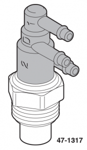 Ported Vacuum Switch