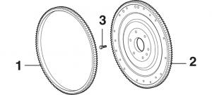 Flywheel, Flexplate and Ring Gear