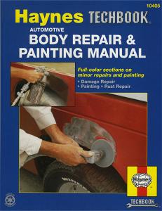 Haynes Body & Painting Manual