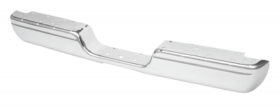 1994-02 Rear Step Bumper-Chrome