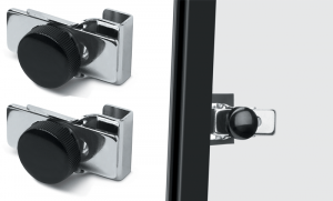 Vent Window Lock Prevents Costly Break-ins