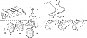 Power Steering - Conventional System