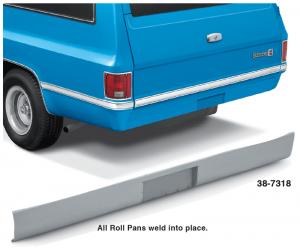 Rear Roll Pan