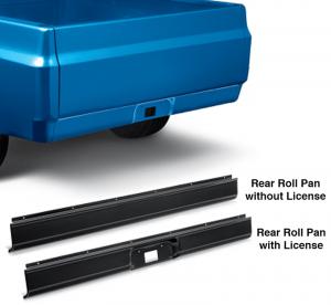 Rear Roll Pans