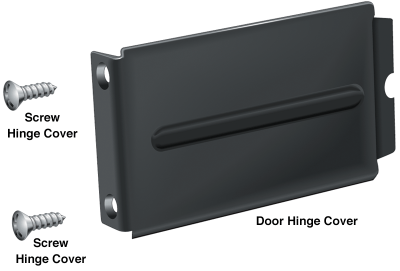 Door Hinge Cover