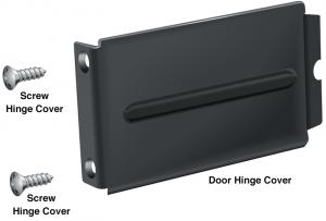 Door Hinge Cover