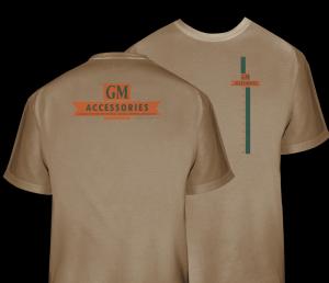 GM Accessories T-shirt