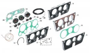 Dashboard Bezels, Instrument Lenses and Gauges