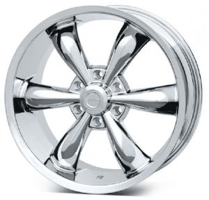 Vision Chrome 142 Legend 6 Wheel