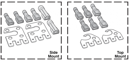 Battery Tap Accessory Circuit Kit