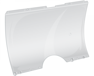 Instrument Cluster Lens