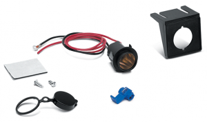 12-Volt Accessory Power Outlet Kit