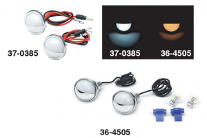 Replacement License Plate Lamp Sets