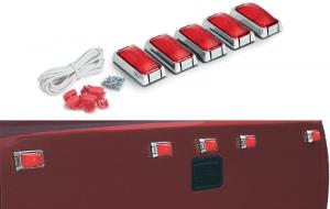 LED Tailgate Running Light Kit