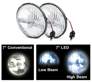 LED 7