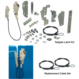 Stepside Tailgate Latch Kit
