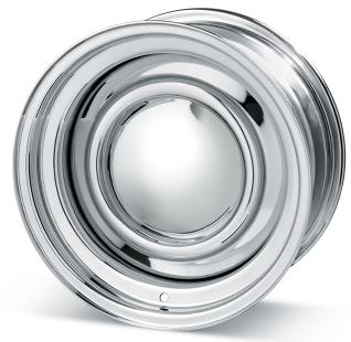 Chrome Smoothie Wheels