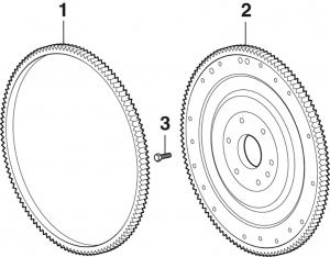 Flywheel and Flexplate