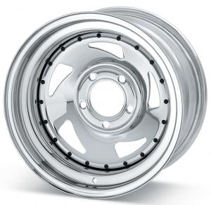 Chrome Blade Wheel