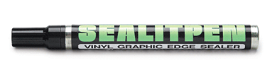 Vinyl Edge Sealer Pen